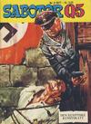 Cover for Sabotør Q5 (Serieforlaget / Se-Bladene / Stabenfeldt, 1971 series) #9/1977