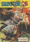 Cover for Sabotør Q5 (Serieforlaget / Se-Bladene / Stabenfeldt, 1971 series) #11/1977