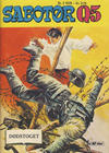 Cover for Sabotør Q5 (Serieforlaget / Se-Bladene / Stabenfeldt, 1971 series) #2/1978