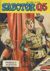 Cover for Sabotør Q5 (Serieforlaget / Se-Bladene / Stabenfeldt, 1971 series) #4/1978