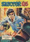 Cover for Sabotør Q5 (Serieforlaget / Se-Bladene / Stabenfeldt, 1971 series) #5/1978