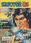 Cover for Sabotør Q5 (Serieforlaget / Se-Bladene / Stabenfeldt, 1971 series) #6/1978