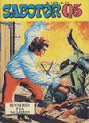 Cover for Sabotør Q5 (Serieforlaget / Se-Bladene / Stabenfeldt, 1971 series) #7/1978