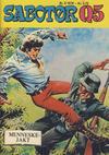 Cover for Sabotør Q5 (Serieforlaget / Se-Bladene / Stabenfeldt, 1971 series) #9/1978