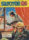 Cover for Sabotør Q5 (Serieforlaget / Se-Bladene / Stabenfeldt, 1971 series) #11/1978