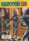 Cover for Sabotør Q5 (Serieforlaget / Se-Bladene / Stabenfeldt, 1971 series) #12/1978