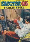 Cover for Sabotør Q5 (Serieforlaget / Se-Bladene / Stabenfeldt, 1971 series) #1/1979