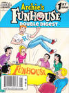 Cover for Archie's Funhouse Double Digest (Archie, 2014 series) #1 [Newsstand]