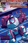 Cover Thumbnail for The Transformers: More Than Meets the Eye (2012 series) #22 [Cover B - Nick Roche Variant]
