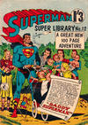 Cover for Superman Super Library (K. G. Murray, 1964 series) #12