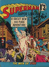 Cover for Superman Super Library (K. G. Murray, 1964 series) #7