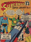 Cover for Superman Super Library (K. G. Murray, 1964 series) #6