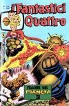Cover for I Fantastici Quattro (Editoriale Corno, 1971 series) #135