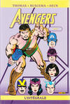 Cover for Avengers : L'intégrale (Panini France, 2006 series) #4