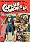 Cover for Captain Marvel Jr. (L. Miller & Son, 1950 series) #69