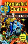 Cover for I Fantastici Quattro (Editoriale Corno, 1971 series) #152