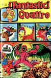 Cover for I Fantastici Quattro (Editoriale Corno, 1971 series) #138
