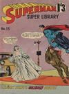 Cover for Superman Super Library (K. G. Murray, 1964 series) #15