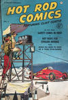 Cover for Hot Rod Comics (Arnold Book Company, 1951 ? series) #2