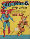 Cover for Superman Super Library (K. G. Murray, 1964 series) #25