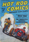 Cover for Hot Rod Comics (Arnold Book Company, 1951 ? series) #4