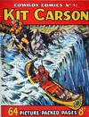 Cover for Cowboy Comics (Amalgamated Press, 1950 series) #92