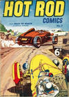 Cover for Hot Rod Comics (Arnold Book Company, 1951 ? series) #7