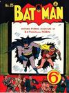 Cover for Batman (K. G. Murray, 1950 series) #25