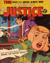 Cover for Tales of Justice (Horwitz, 1950 ? series) #17