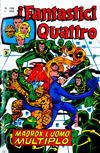Cover for I Fantastici Quattro (Editoriale Corno, 1971 series) #158
