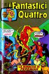Cover for I Fantastici Quattro (Editoriale Corno, 1971 series) #159