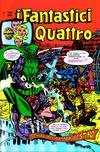 Cover for I Fantastici Quattro (Editoriale Corno, 1971 series) #166