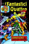 Cover for I Fantastici Quattro (Editoriale Corno, 1971 series) #167