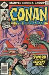 Cover Thumbnail for Conan the Barbarian (1970 series) #89 [Whitman]