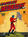 Cover for Captain Midnight (L. Miller & Son, 1950 series) #139