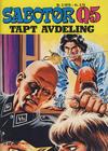 Cover for Sabotør Q5 (Serieforlaget / Se-Bladene / Stabenfeldt, 1971 series) #3/1979