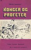 Cover for Bibelen i tegneserier (Logos Forlag, 1975 series) #3
