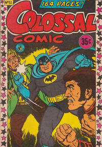 Cover Thumbnail for Colossal Comic (K. G. Murray, 1958 series) #51