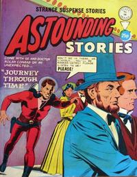 Cover Thumbnail for Astounding Stories (Alan Class, 1966 series) #156