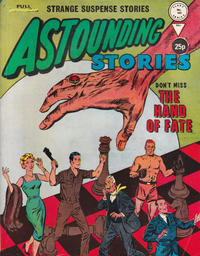 Cover Thumbnail for Astounding Stories (Alan Class, 1966 series) #163