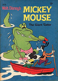 Cover Thumbnail for Walt Disney's Mickey Mouse (W. G. Publications; Wogan Publications, 1956 series) #135