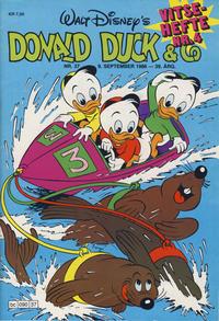 Cover Thumbnail for Donald Duck & Co (Hjemmet / Egmont, 1948 series) #37/1986