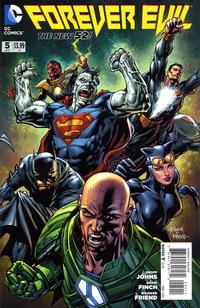 Cover Thumbnail for Forever Evil (DC, 2013 series) #5