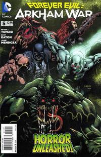 Cover Thumbnail for Forever Evil: Arkham War (DC, 2013 series) #5