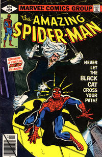 Cover Thumbnail for The Amazing Spider-Man (Marvel, 1963 series) #194 [Direct Edition]