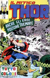 Cover Thumbnail for Il Mitico Thor (Editoriale Corno, 1971 series) #31