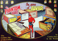 Cover Thumbnail for Phantom:  The Game of Alvar (Pacific Comics Club, 1976 series)
