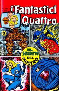 Cover Thumbnail for I Fantastici Quattro (Editoriale Corno, 1971 series) #104