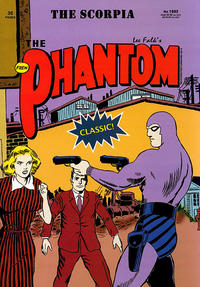 Cover Thumbnail for The Phantom (Frew Publications, 1948 series) #1683