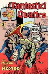 Cover Thumbnail for I Fantastici Quattro (Editoriale Corno, 1971 series) #122